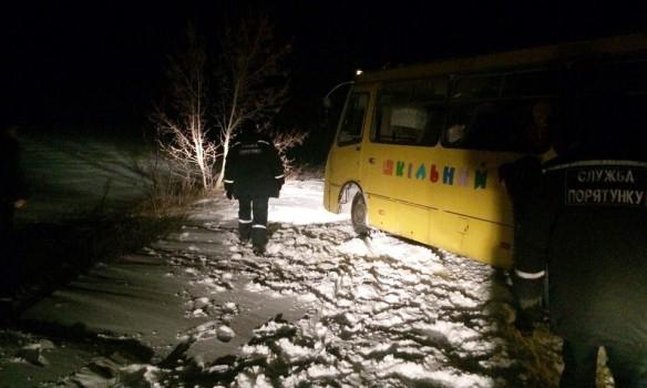 ВЗапорожской области срочно понадобилась помощь спасателей