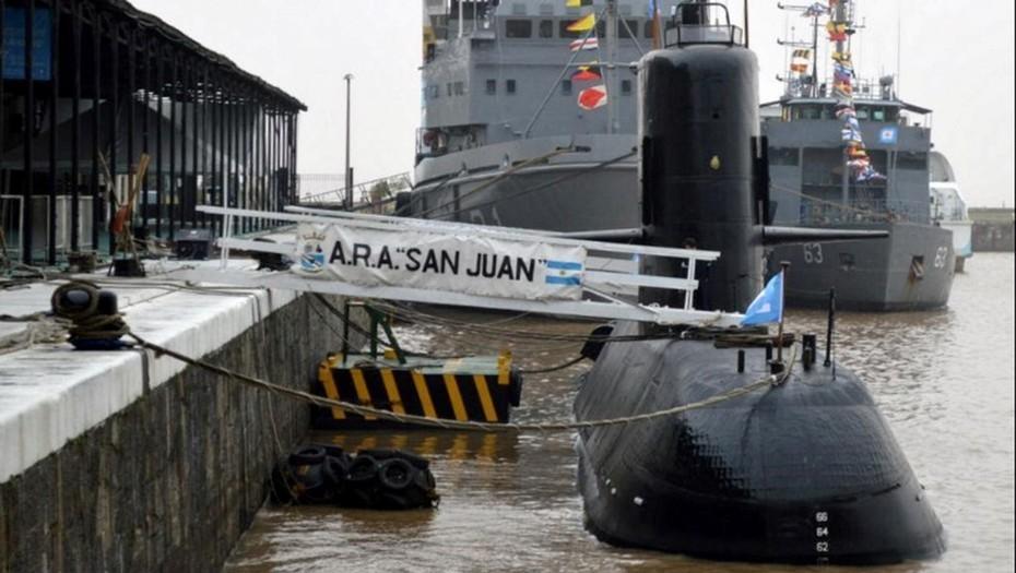Аргентинская подлодка «Сан-Хуан» погибла за 0,04 секунды