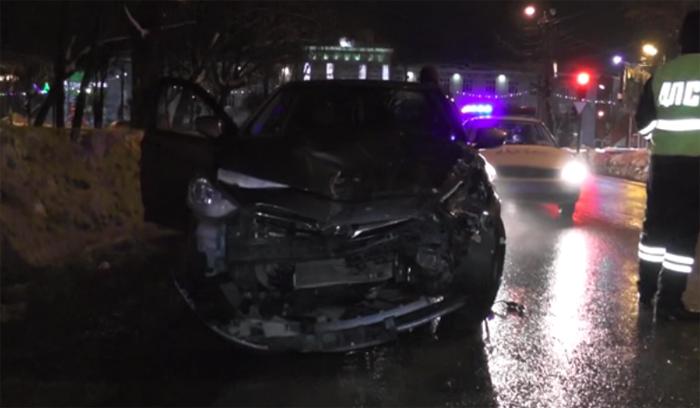 Видео авария секс
