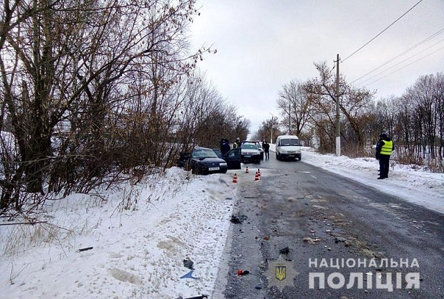 Смертельное ДТП с пассажирским автобусом произошло на Донбассе - фото 4
