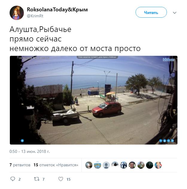Пусто та сумно: опубліковано нові фото з пляжів окупованого Криму