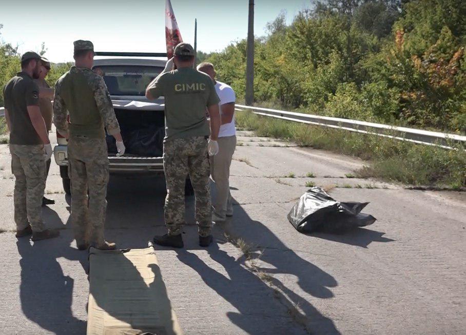 Ничего святого! Как боевики ЛНР отдавали тело погибшего бойца Нацгвардии Украины