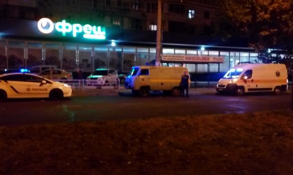 Милиция: Отвзрыва вхерсонском банке никто непострадал