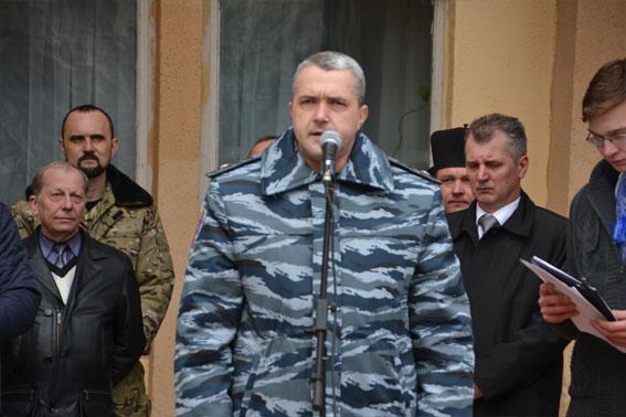 Полицию Львовской области возглавил Валерий Середа
