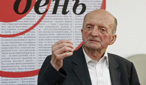 Помер один з лідерів повстання в'язнів ГУЛАГу Євген Грицяк