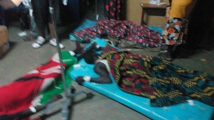 УКенії врезультаті збройного нападу нашколу загинули шестеро людей