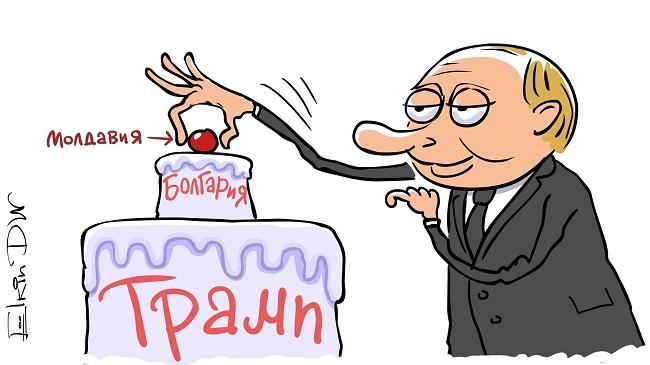 """Президент Молдовы Додон """"категорически против вступления в НАТО"""": """"Мы видим, чего добились некоторые западные силы в Украине"""" - Цензор.НЕТ 7836"""