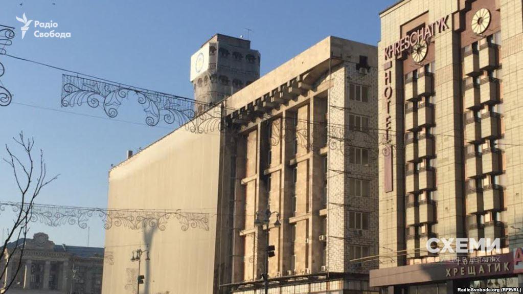 Нелегальную надстройку над Домом профсоюзов демонтировали навсе 100%