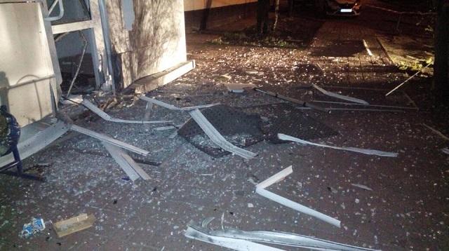 Взрыв произошел уздания «Киевэнерго» вКиеве