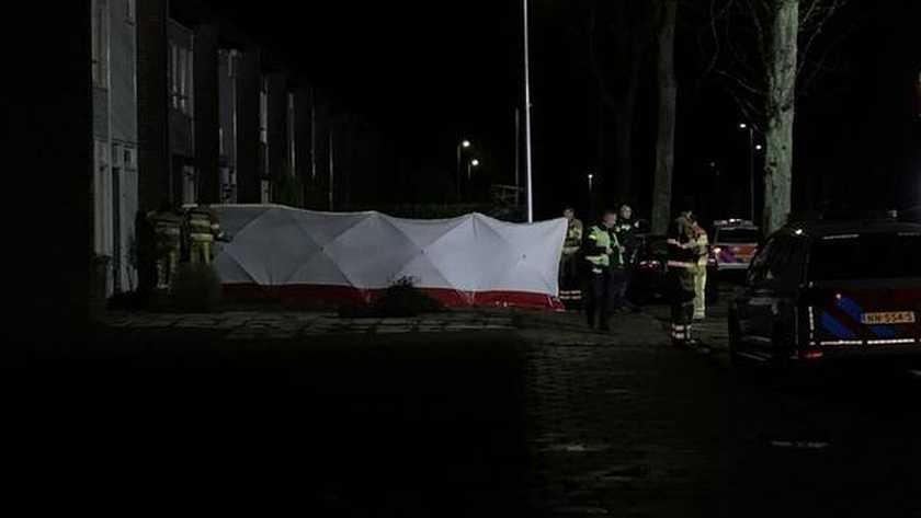 ВГолландии неизвестный сножом напал напрохожих