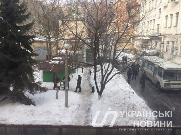 Неизвестные совершили нападение напредседателя Института государственной памяти