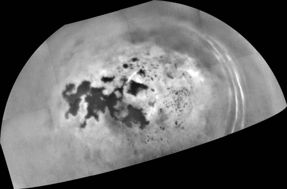 Назван схожий на древнейшую Землю спутник планеты— Космос