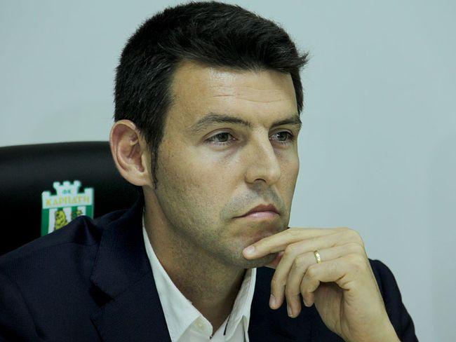Офіційно: львівські «Карпати» очолив іспанець Серхіо Наварро