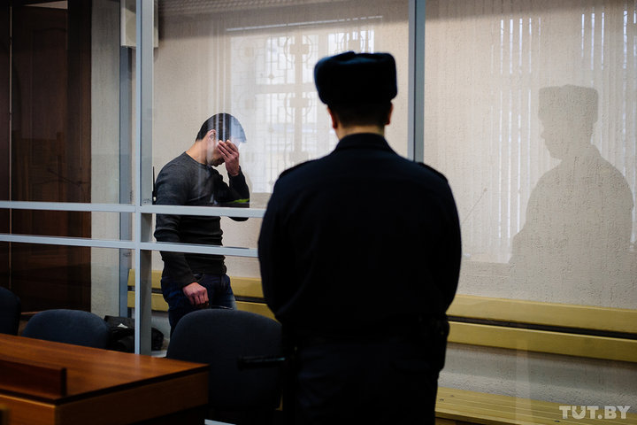 Суд Білорусі засудив дотюремного ув'язнення бойовика «ДНР»