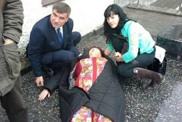 Перший заступник мера Жмеринки побив жінку-депутата