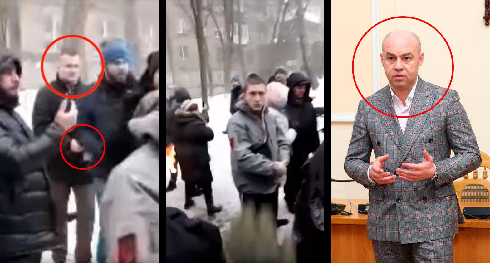Побиття депутата у Києві: у справі з'явилися нові подробиці