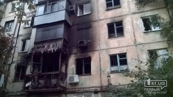 В центре Киева в пятиэтажном жилом доме произошел пожар и взрыв: один человек погиб, трое госпитализированы - Цензор.НЕТ 1787
