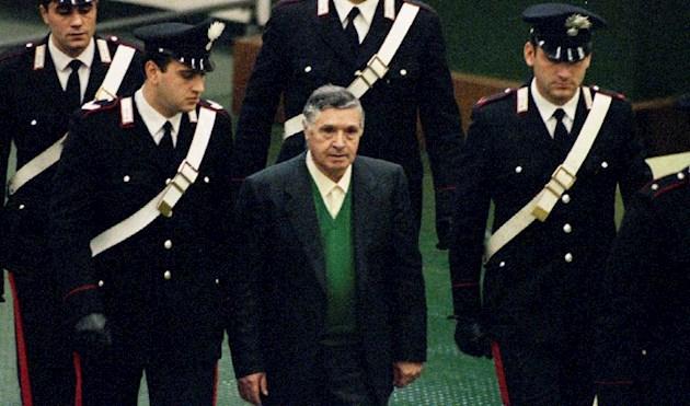 В Італії помер один зватажків мафії «Коза ностра»