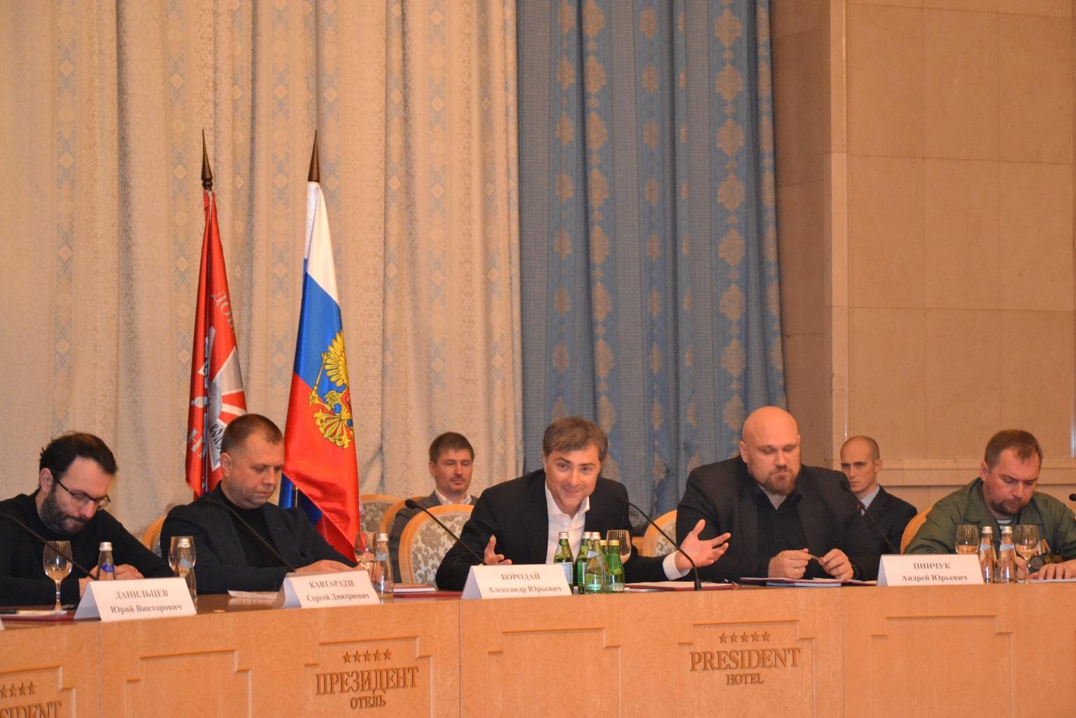 Волонтеры опубликовали свидетельства встреч ассистента Владимира Путина сбоевиками «Л/ДНР» (фото, аудио)