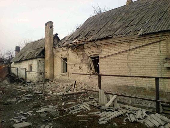 Аброськин объявил , что боевики вечером снова обстреляли Авдеевку