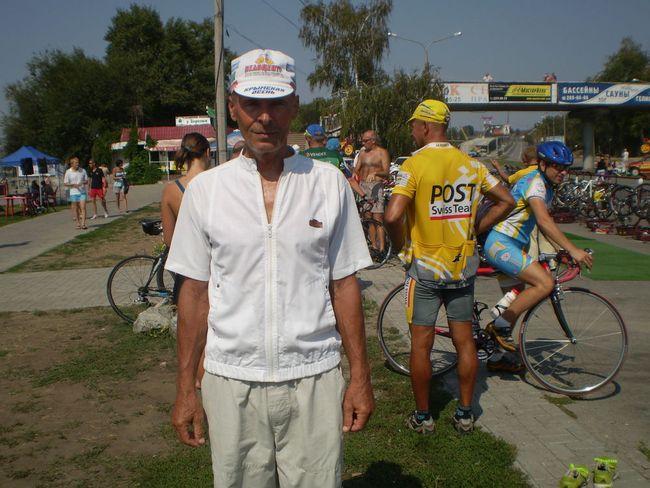 Запорожский тренер трагически умер наНабережной