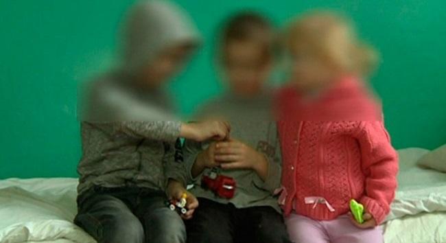 НаЖитомирщині визволили зголодного тахолодного полону трійко дітей