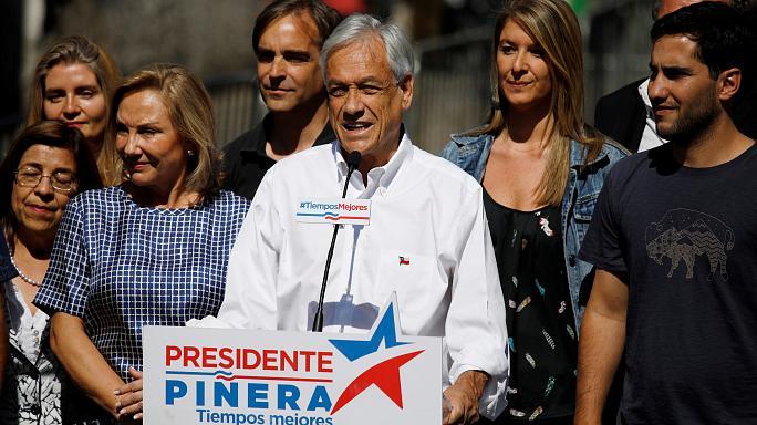 Чилі: напрезидентських виборах переміг екс-глава держави Піньєра