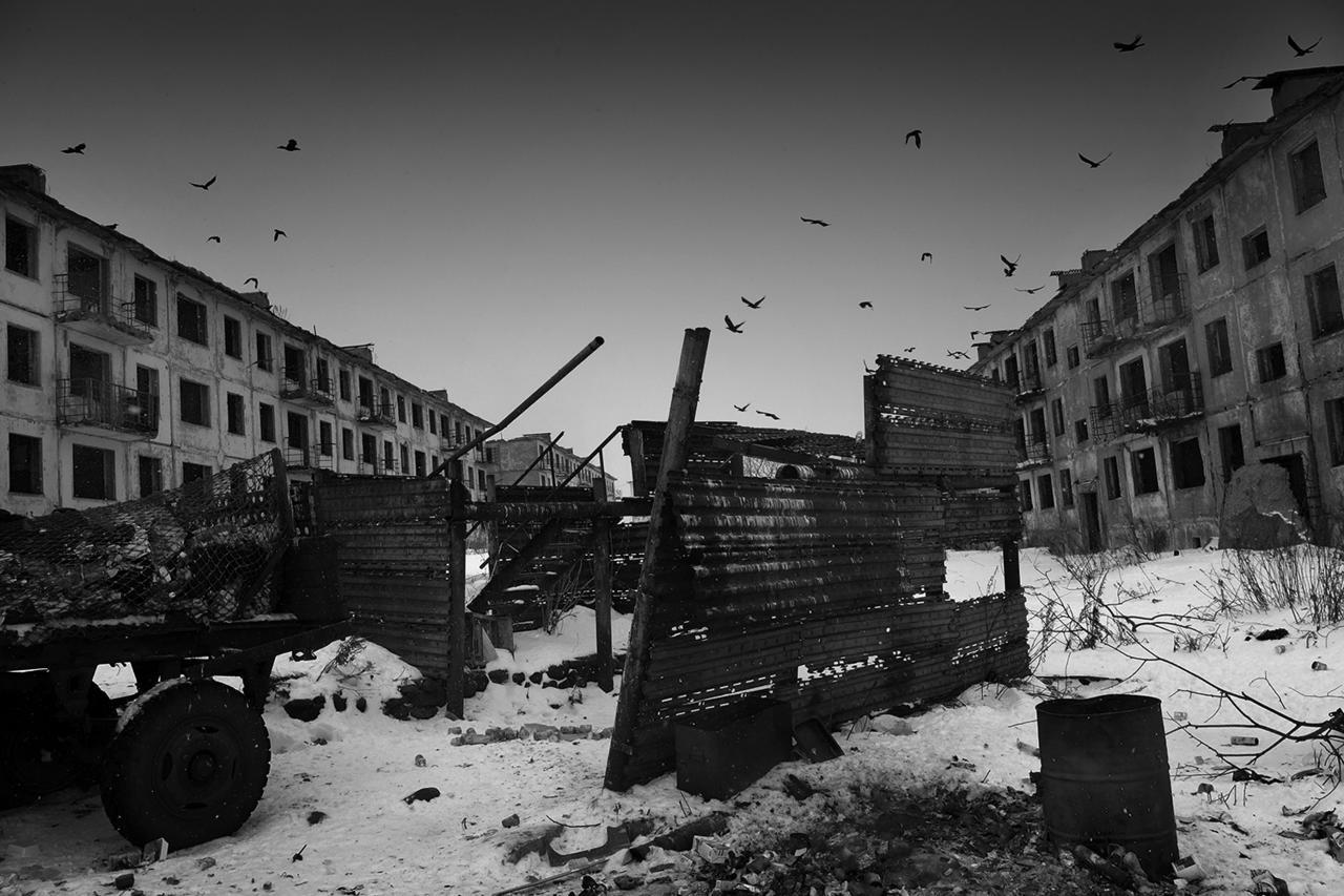 Российские оккупанты строят военную базу на границе с Харьковской областью - Цензор.НЕТ 36