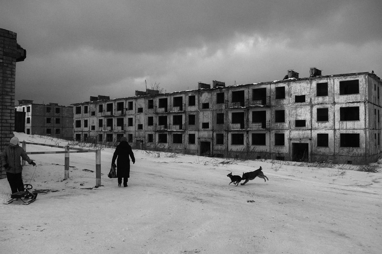 Российские оккупанты строят военную базу на границе с Харьковской областью - Цензор.НЕТ 3767