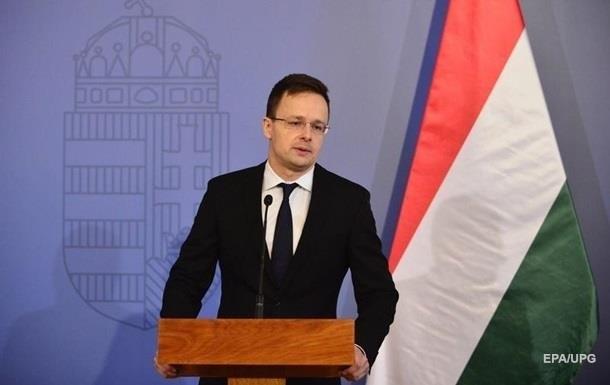 Глава МЗС: Угорщина небуде сприяти проведенню засідання Україна-НАТО
