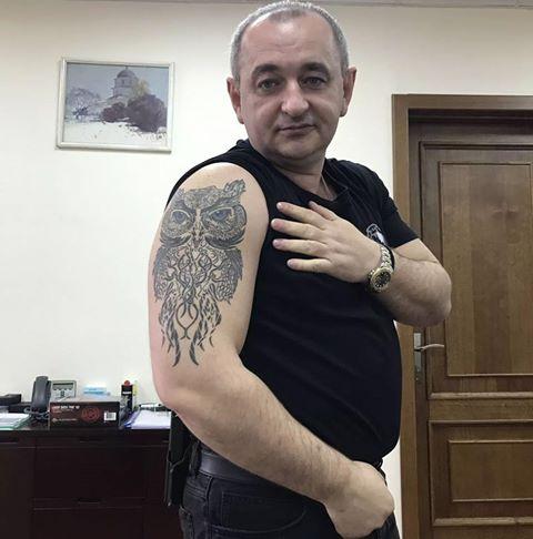 Глава кримінальної поліції Аброськін зустрівся з вдовою застреленого ветерана Олешка - Цензор.НЕТ 5146