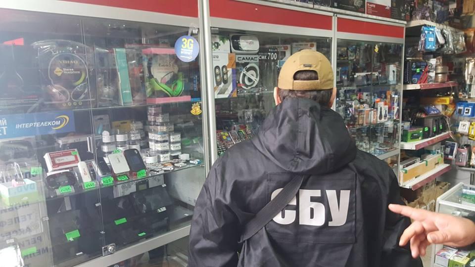 Під Одесою затримали сепаратиста, який поширював пропаганду проти України