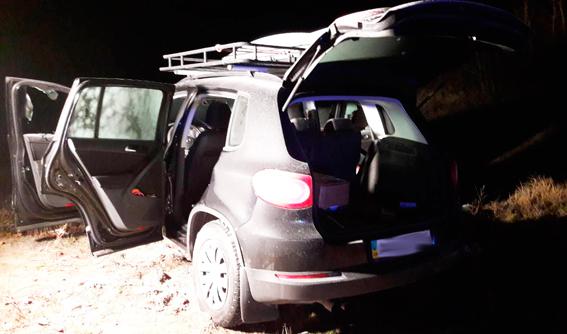 НаЖитомирщині скоїли збройний напад наавто: забрали 30 кіло золота