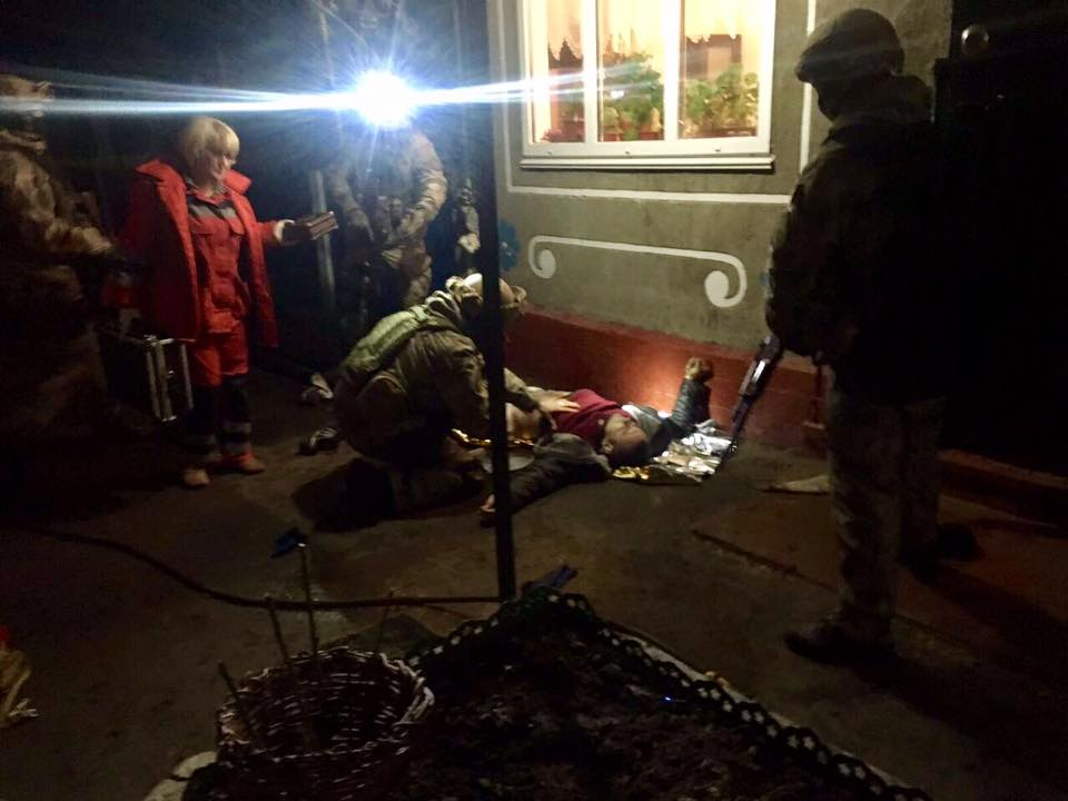 ВМВД опубликовали фото убитого полицией правонарушителя — стрельба под Черкассами