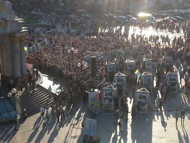 """Шести бойцам """"Правого сектора"""" объявлено о подозрении, - ГПУ о перестрелке в Мукачево - Цензор.НЕТ 430"""