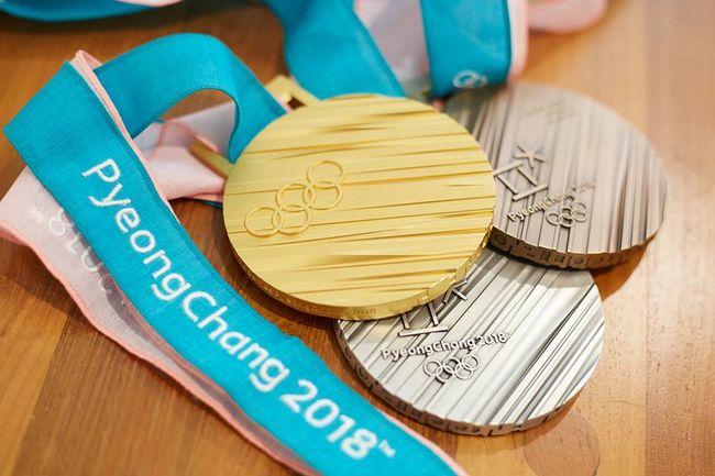 Олимпийские медали Пхенчхана: помотивам корейского алфавита