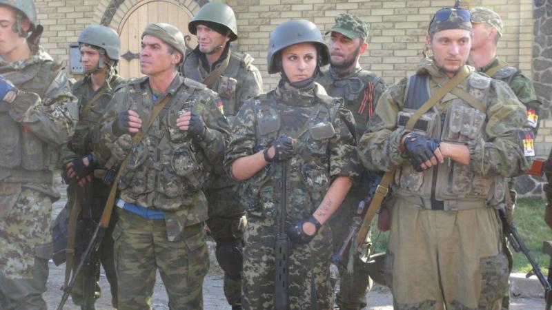 НаДонбасі ліквідували подружку ватажка «ДНР»