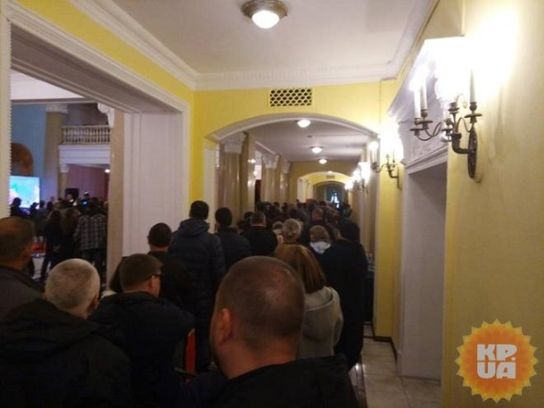 ФОТО С Мариной Поплавской попрощались в Киеве - фото 4