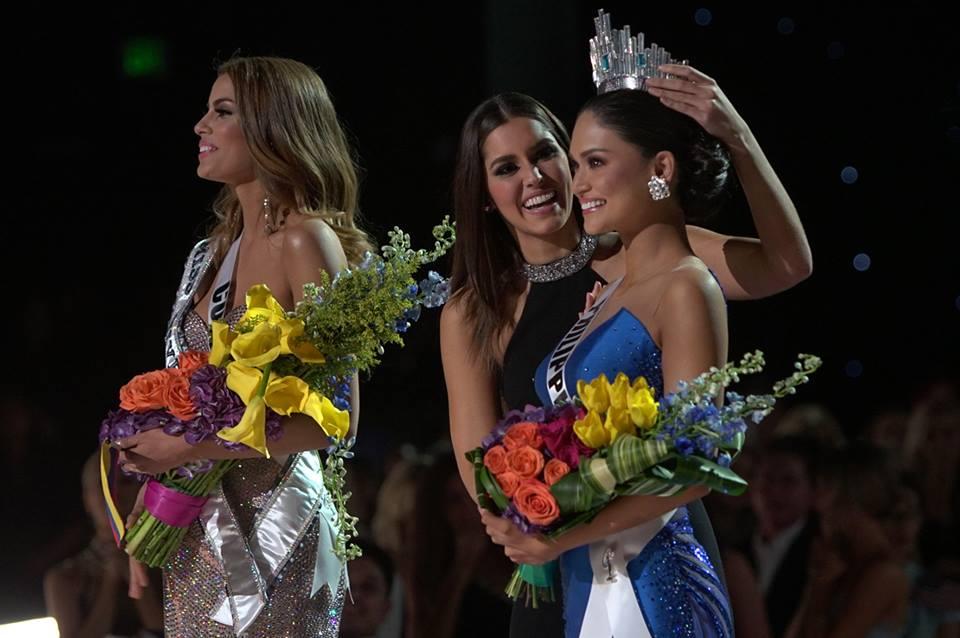На конкурсе красоты девушку сняли с конкурса