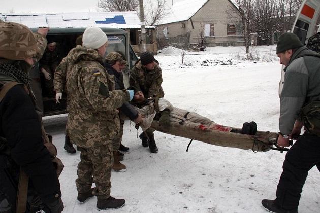 Возмущенный волонтер пожаловался Порошенко насостояние техники вАТО