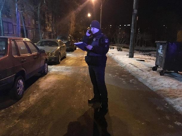 Уцентрі Запоріжжя вибухнув авто: перші фото і подробиці