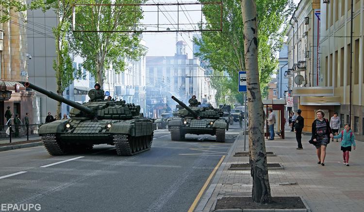 ДНР: ВСУ перебросили технику ибоеприпасы намариупольском направлении