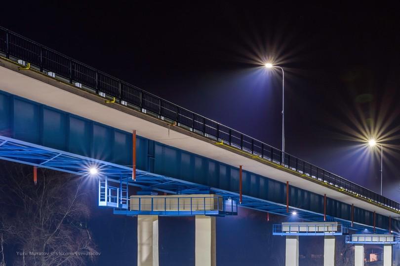 Павлоградский мост признан лучшим проектом европейского союза вУкраинском государстве