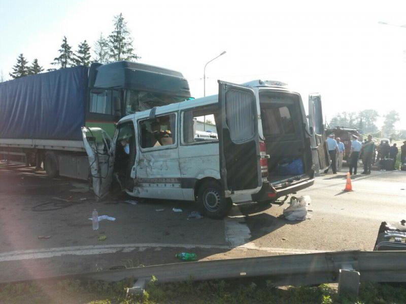 Մահացու ավտովթար Կուրսկում