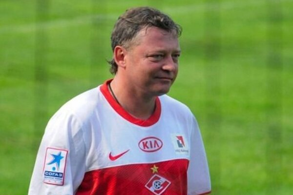У прежнего игрока «Спартака» Кулькова диагностирован рак