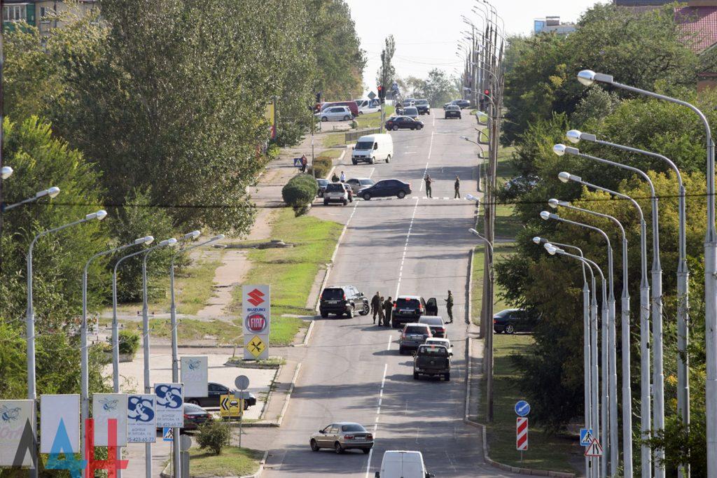 Замах наТимофеєва пов'язаний зі з'ясуванням стосунків між ватажками «ДНР»— Шкіряк