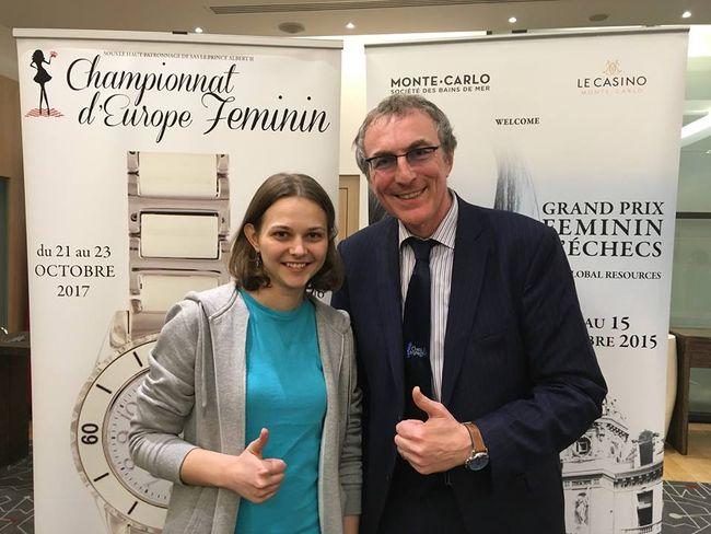 Українка Музичук виграла чемпіонат Європи зі швидких шахів