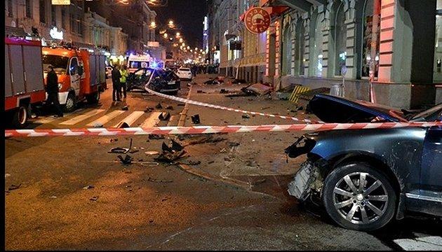 Кривава ДТП уХаркові: з лікарні виписали щеодну постраждалу