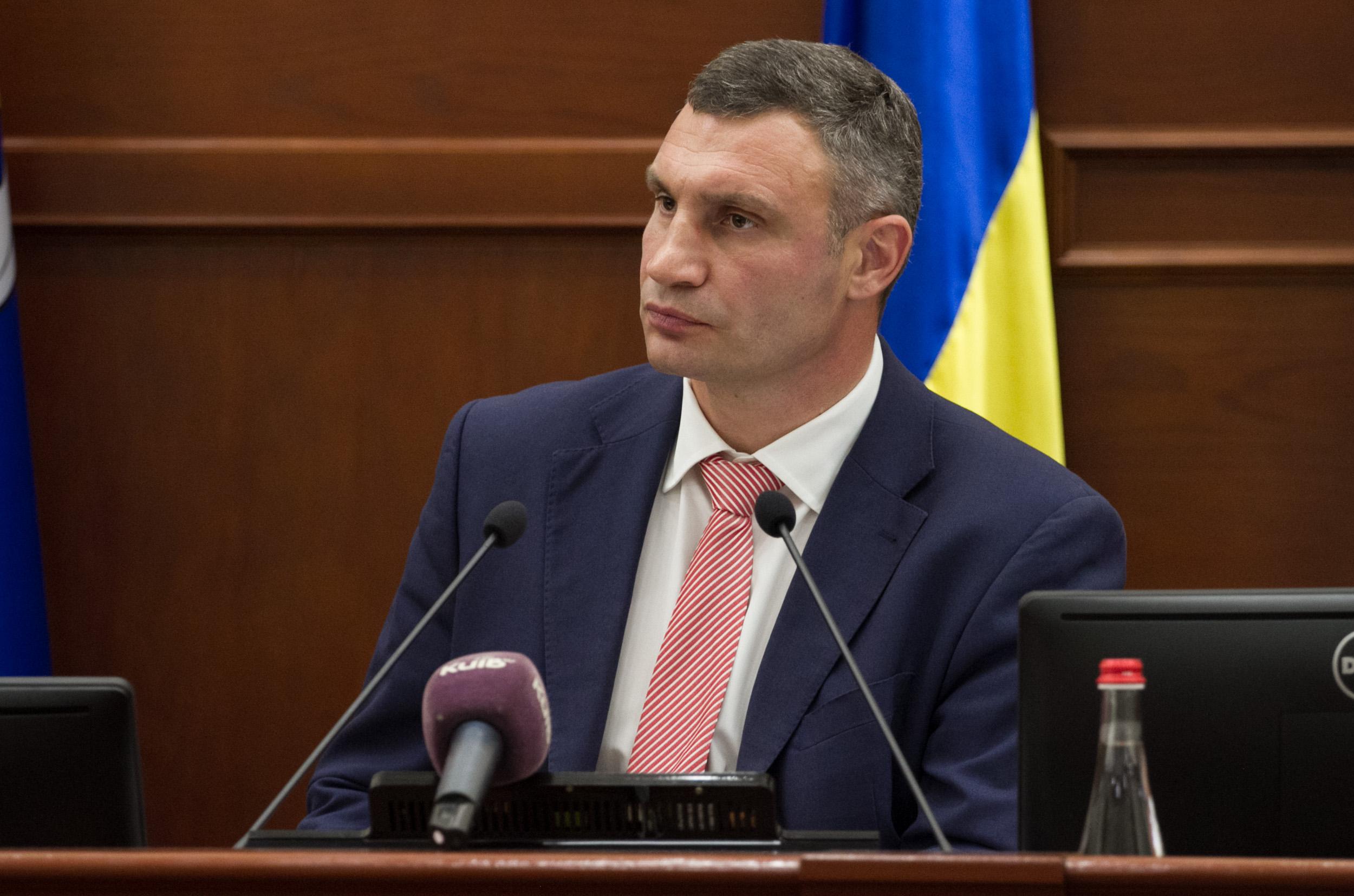 Владельцы МАФов не придерживаются честной конкуренции, чем уничтожают малый бизнес в Киеве - Кличко