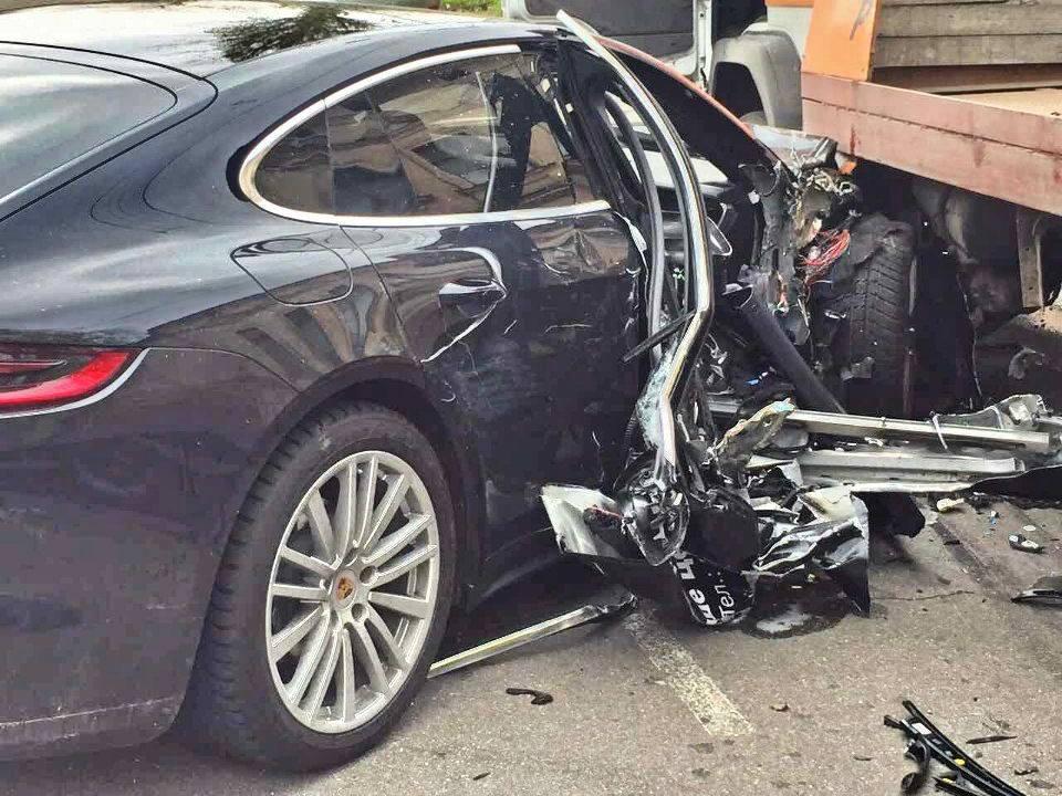 Больно смотреть: вОдессе разбили автомобиль затри млн грн